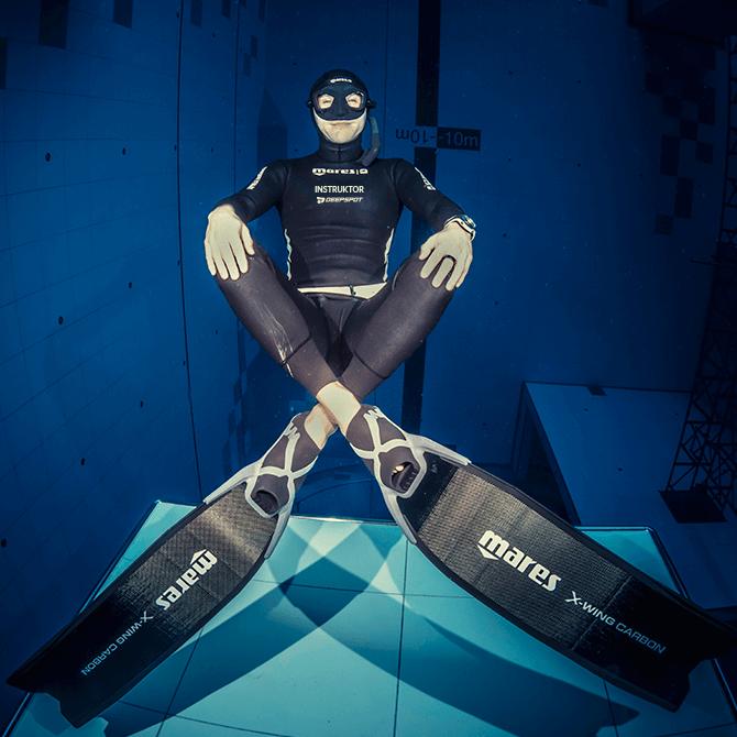 freediver deepspot