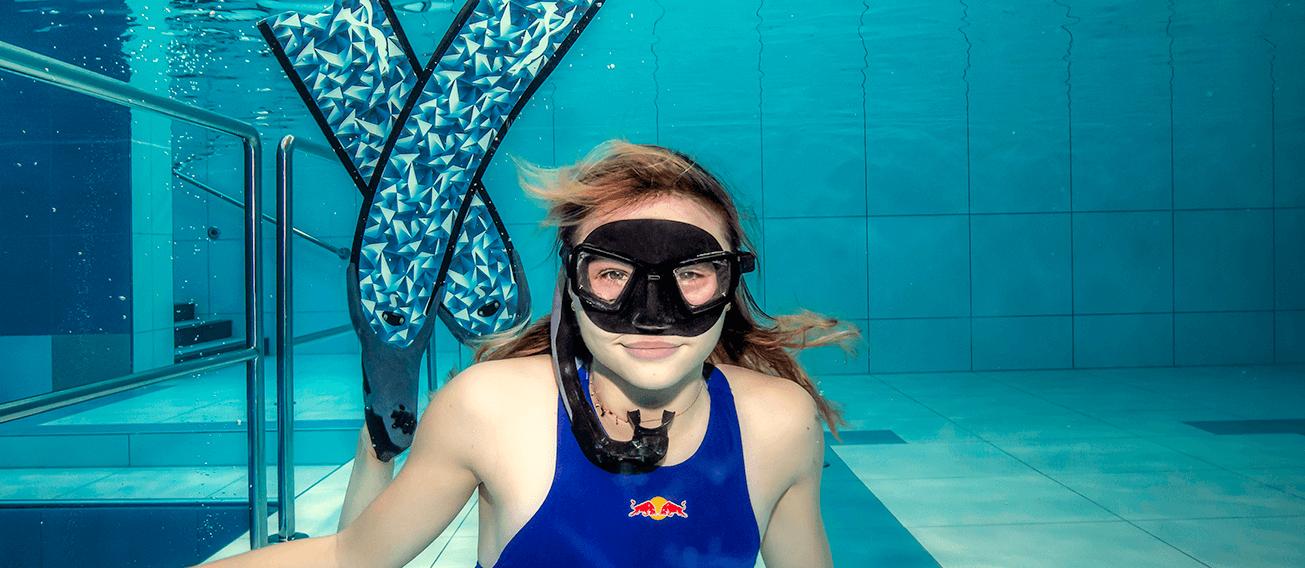 pierwszy raz freediving