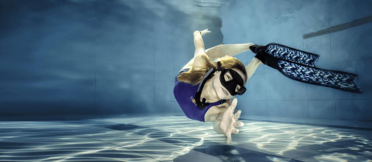 Spróbuj freedivingu w Deepspocie! Zobacz jak zacząć nurkowanie